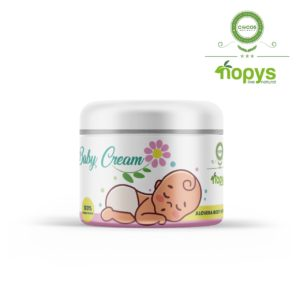 Nopys baby-cream - Product - We care for your child like a mother and ensure only the best and purest moisturing and nourishing cream for the delicate skin. Pamper your dear one's skin with the nourishment of Almond Oil, Aloe Vera and Virgin Coconut Oil. - Best oils for newborn skin